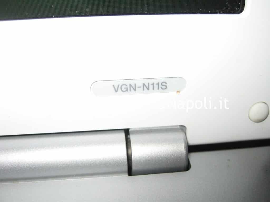 Sony Vaio VGN-N11S