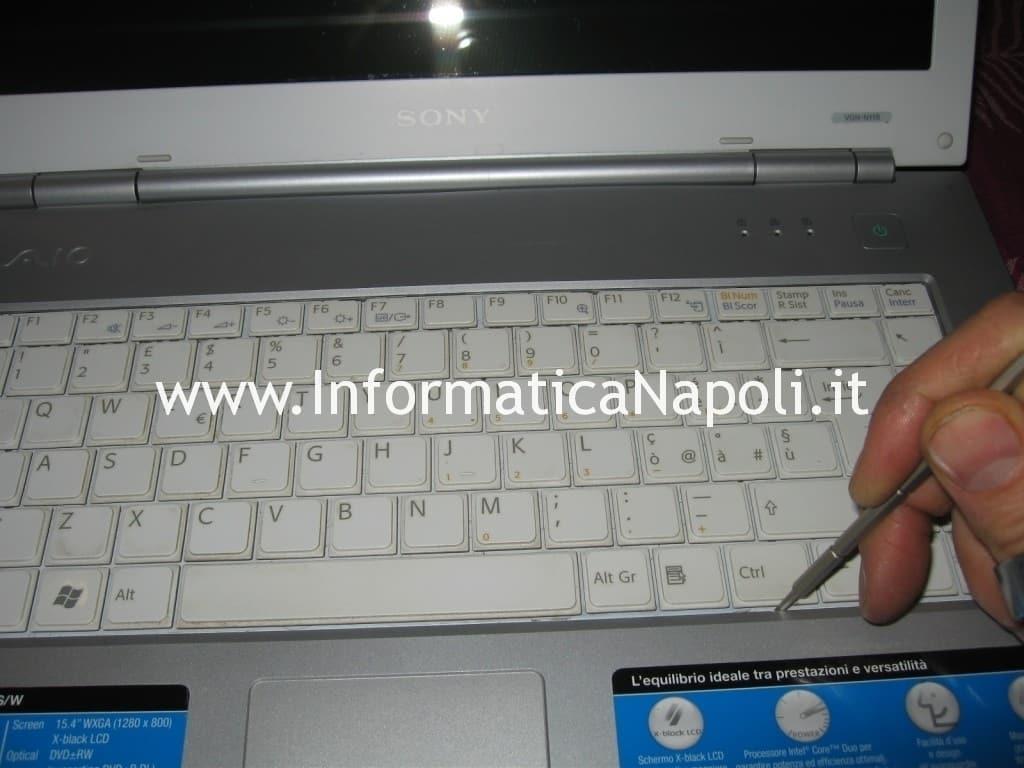 tastiera Sony Vaio VGN-N11S PCG-7T1M