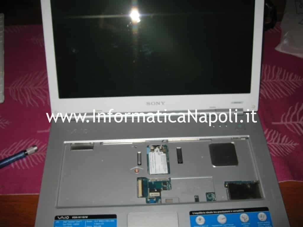 display Sony Vaio VGN-N11S PCG-7T1M