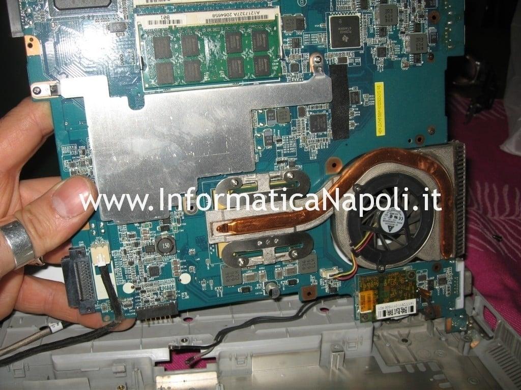 Sony Vaio VGN-N11S PCG-7T1M non si accende