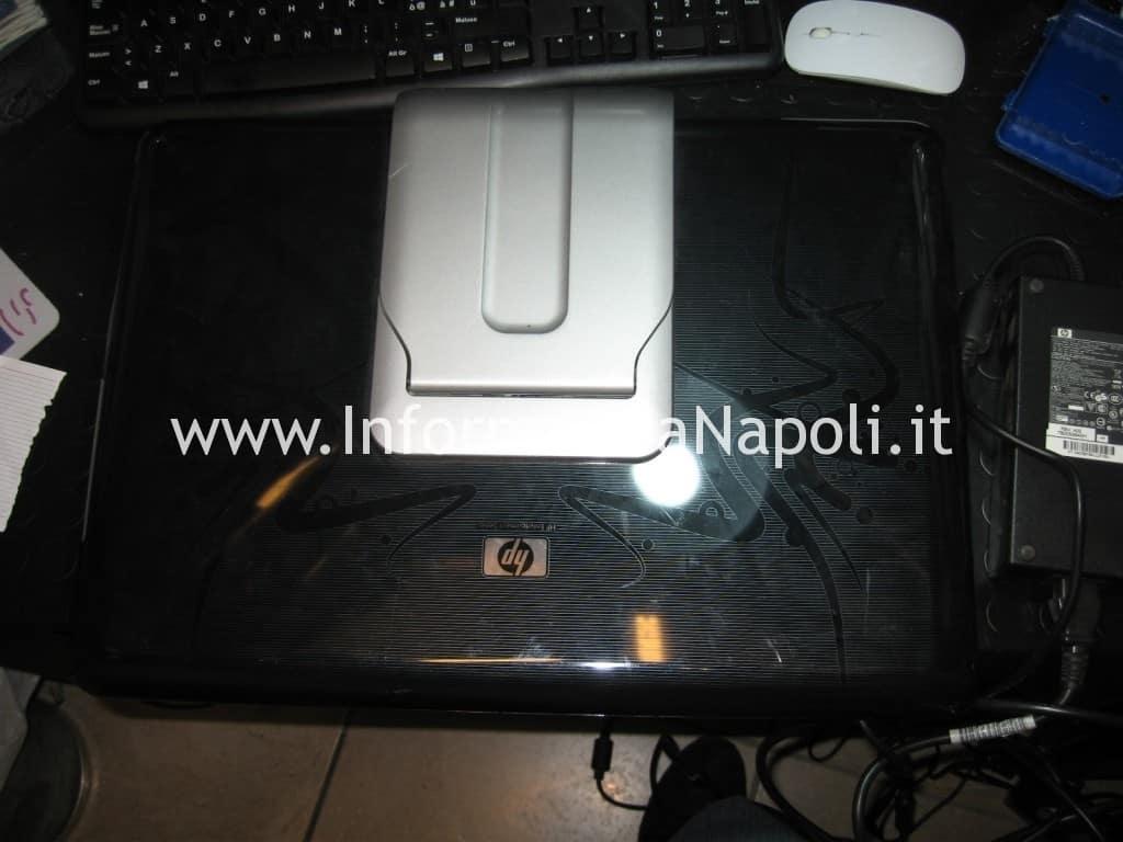 HP Pavilion HDX9000 HDX9050EL non si accende