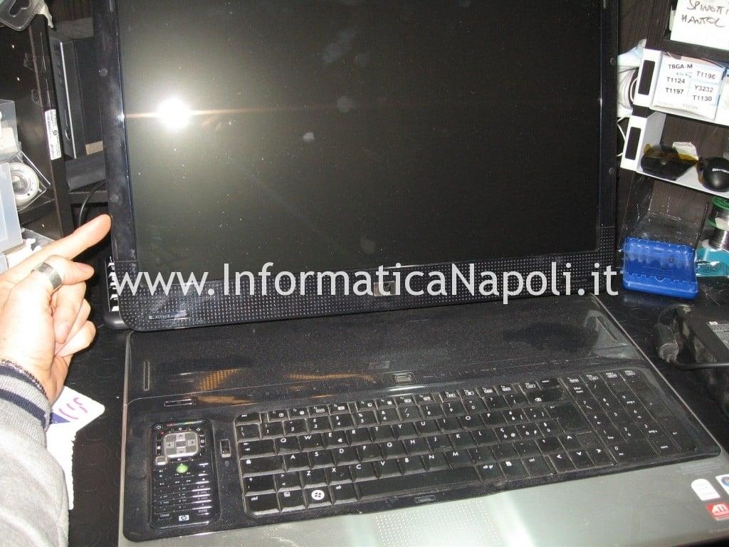 riparazione HP Pavilion HDX9200 HDX9490EL