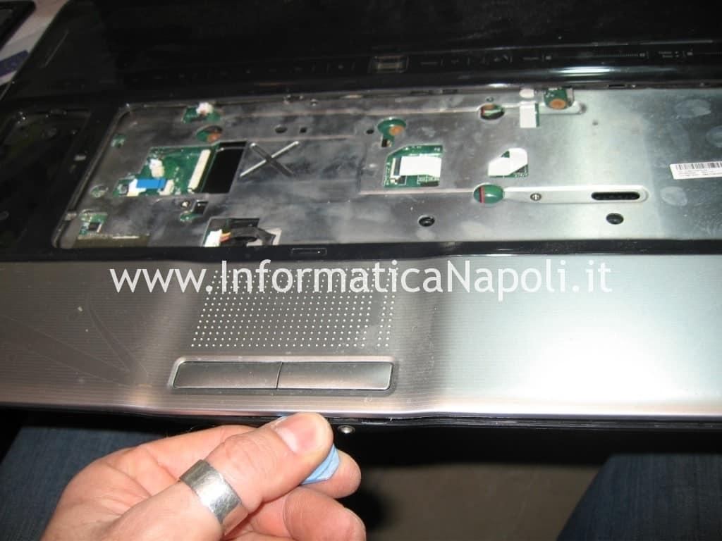 touch pad HP Pavilion HDX9000 HDX9050EL