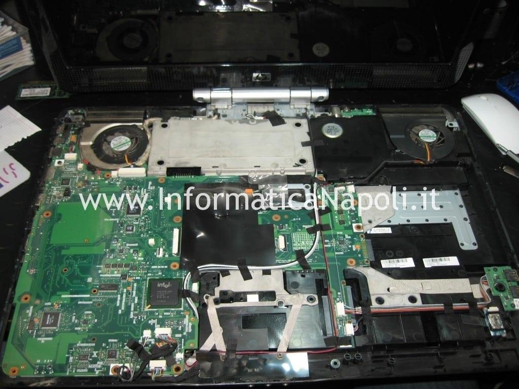 scheda madre HP Pavilion HDX9200 HDX9490EL