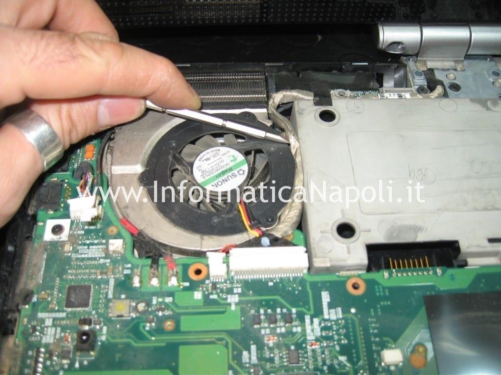 staccare flat video HP Pavilion HDX9000 HDX9050EL