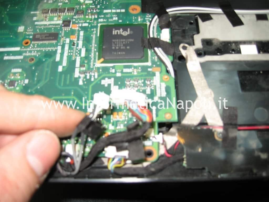 fix motherboard HP Pavilion HDX9000 HDX9050EL