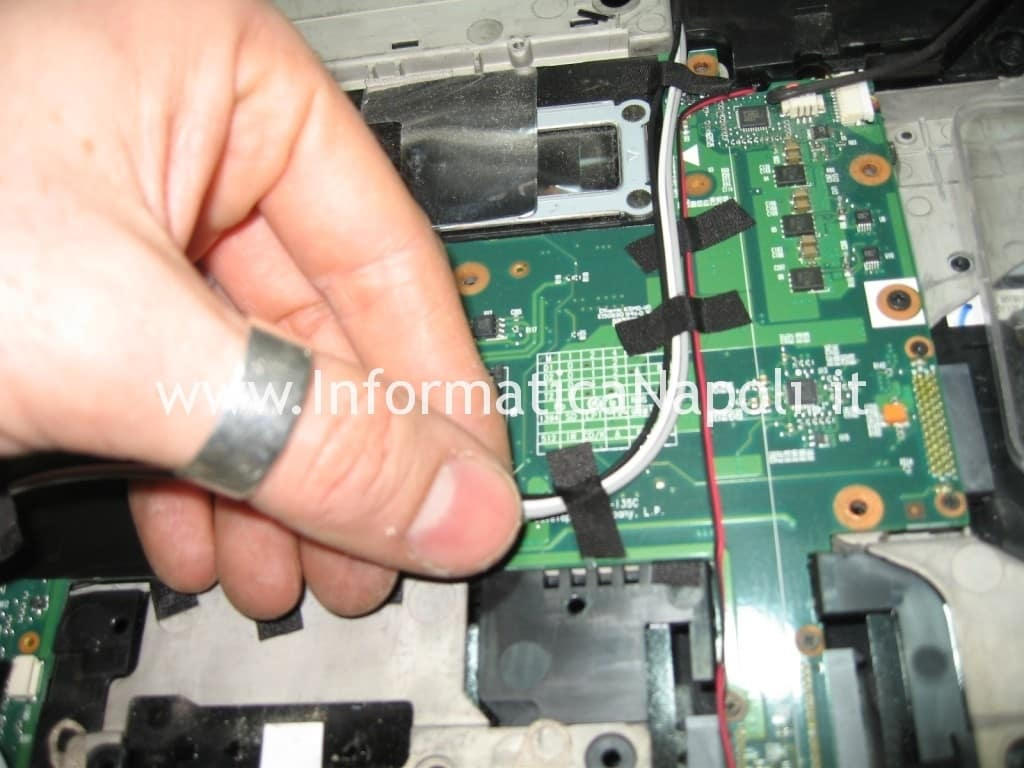antenna wifi HP Pavilion HDX9000 HDX9050EL