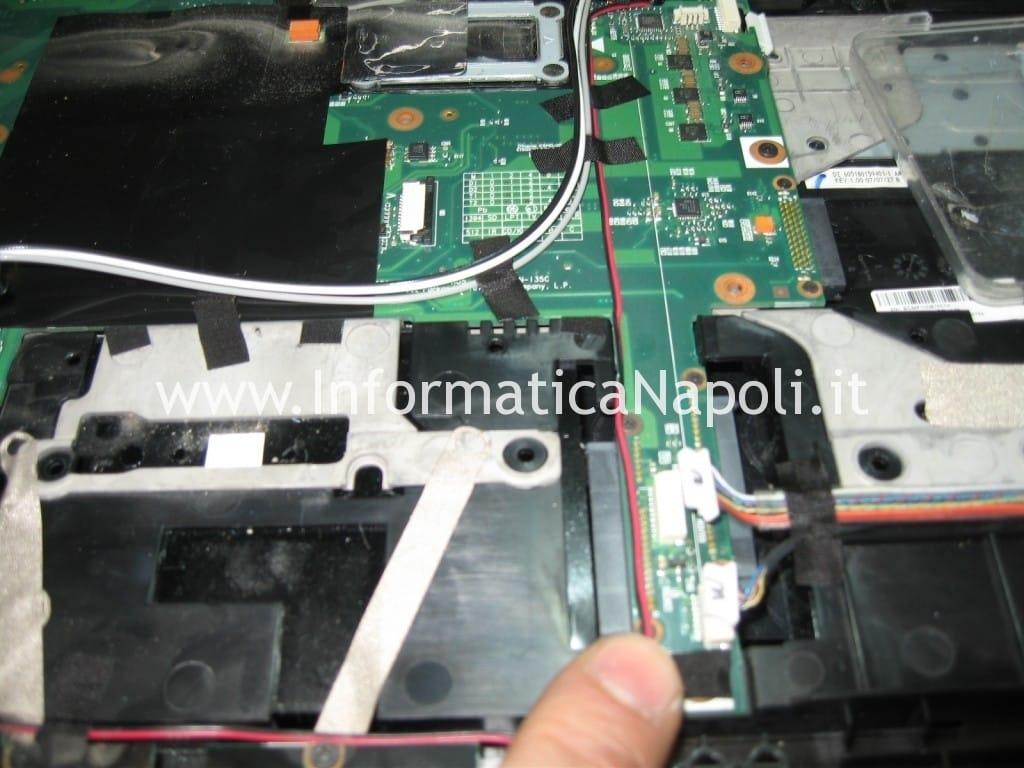 subwoofer HP Pavilion HDX9000 HDX9050EL