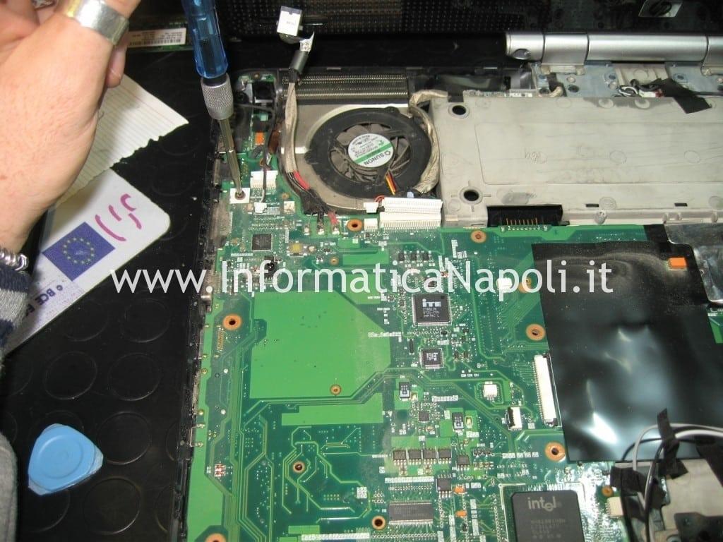 HP Pavilion HDX9000 HDX9050EL con problemi
