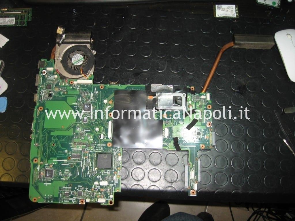 processore HP Pavilion HDX9000 HDX9050EL