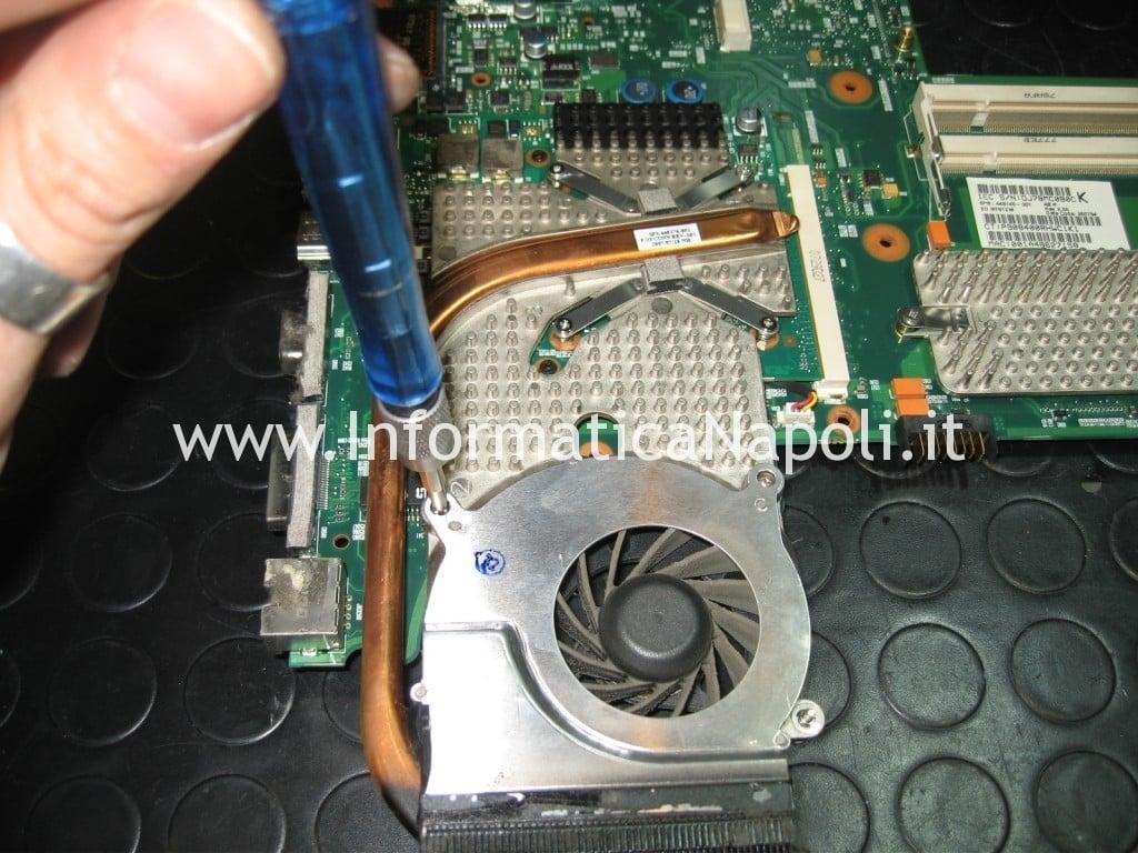 heatsink fan HP Pavilion HDX9000 HDX9050EL