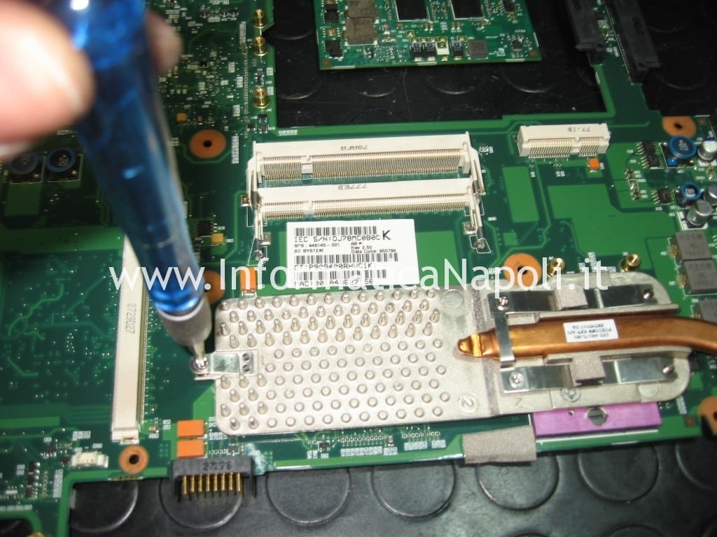 nVidia HP Pavilion HDX9200 HDX9490EL