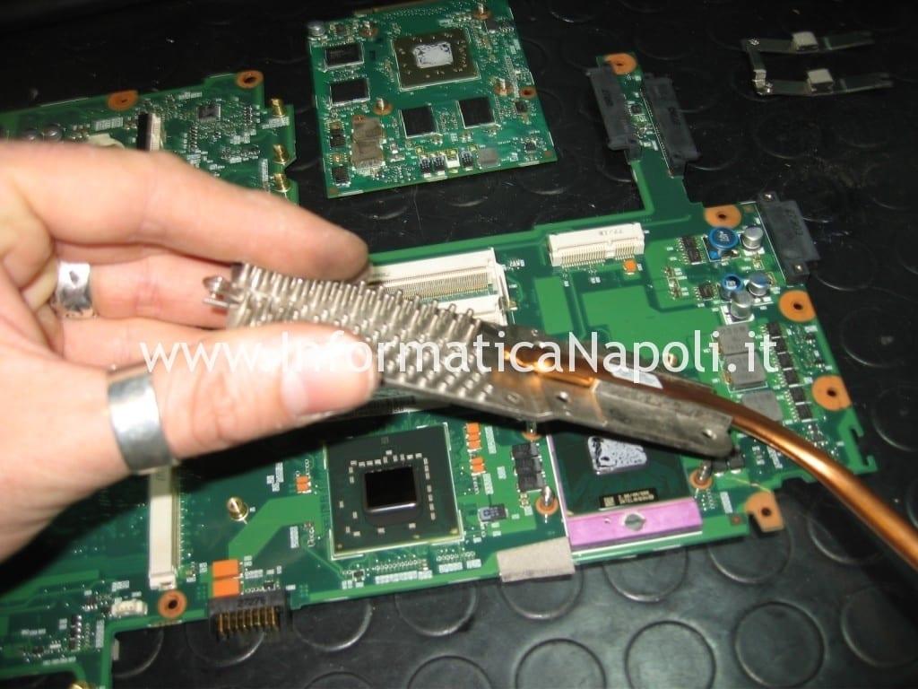 problemi ATI Mobility Radeon HD 2600 Pavilion HDX9000