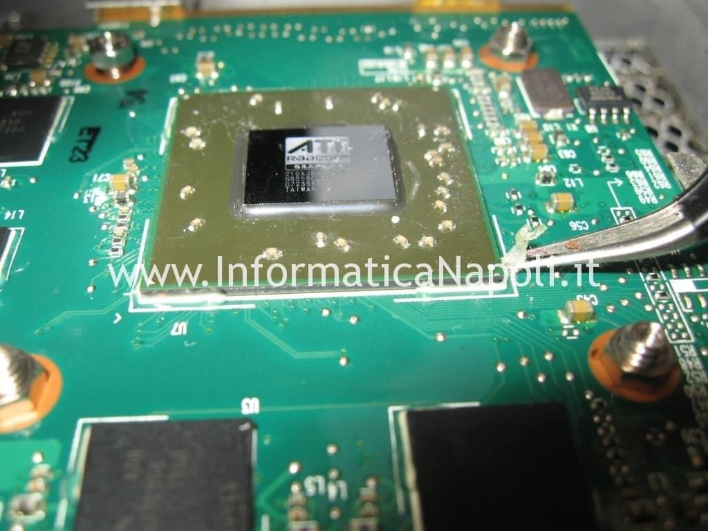 Pavilion HDX9000 riparazione scheda video