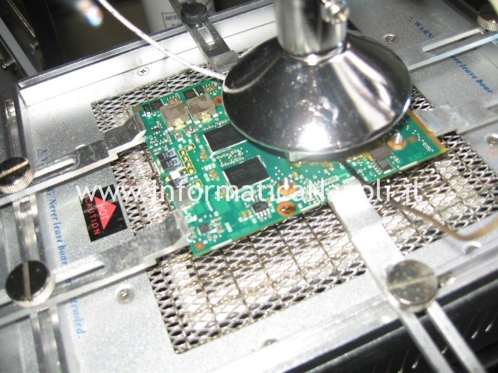 reflow reballing ATI bga hp Pavilion HDX9000
