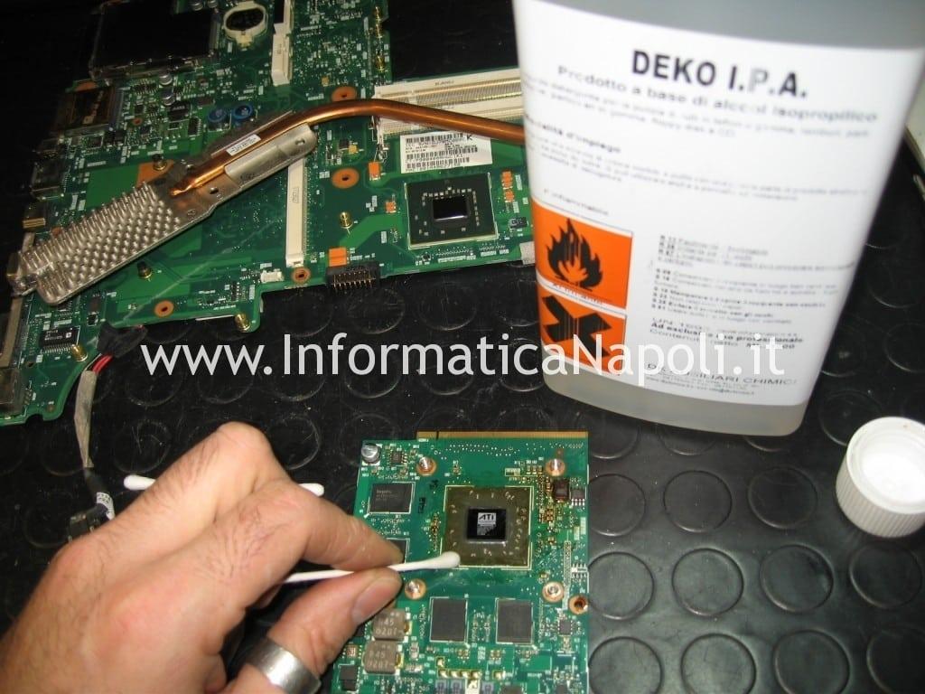 rimozione flussante hp Pavilion HDX9000