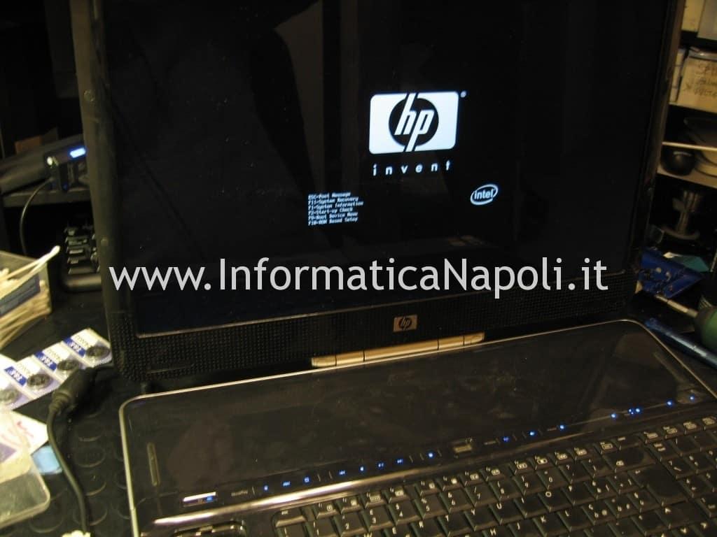HP Pavilion HDX9000 funzionante riparato