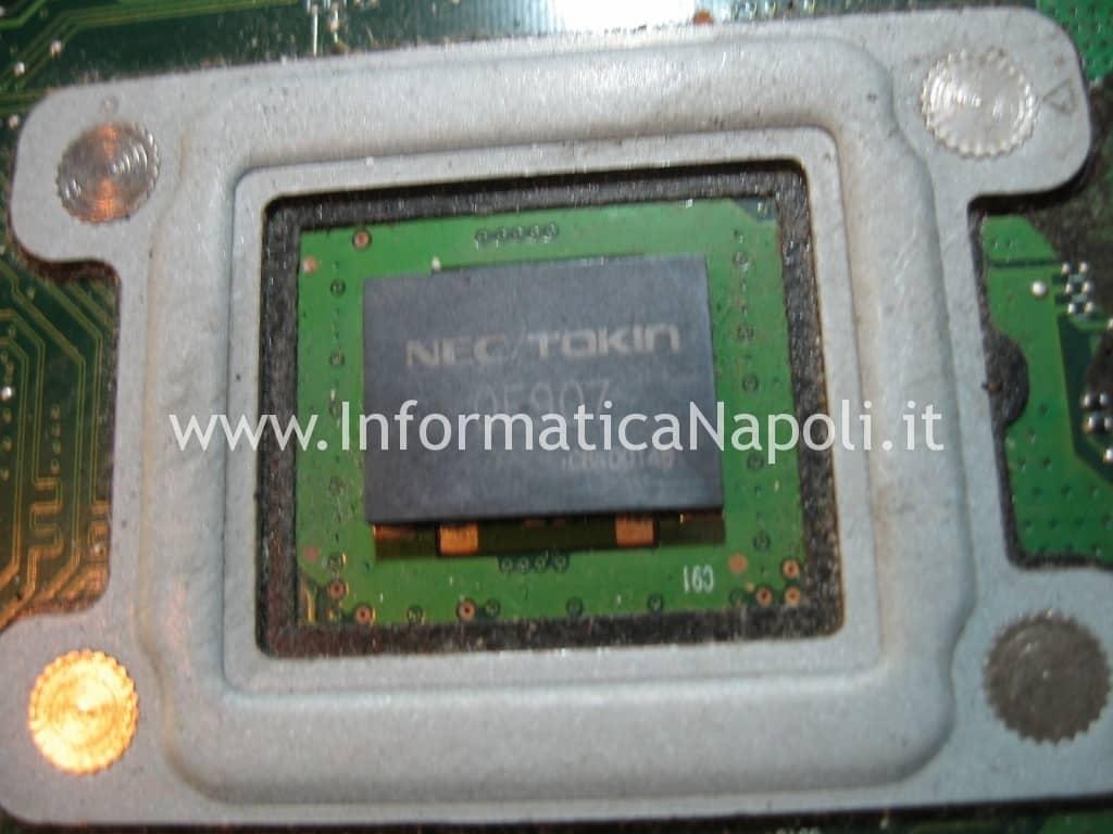 problema accensione Toshiba L350 - 17R PSLD8E
