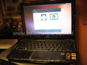 HP TouchSmart TX2 non si accende