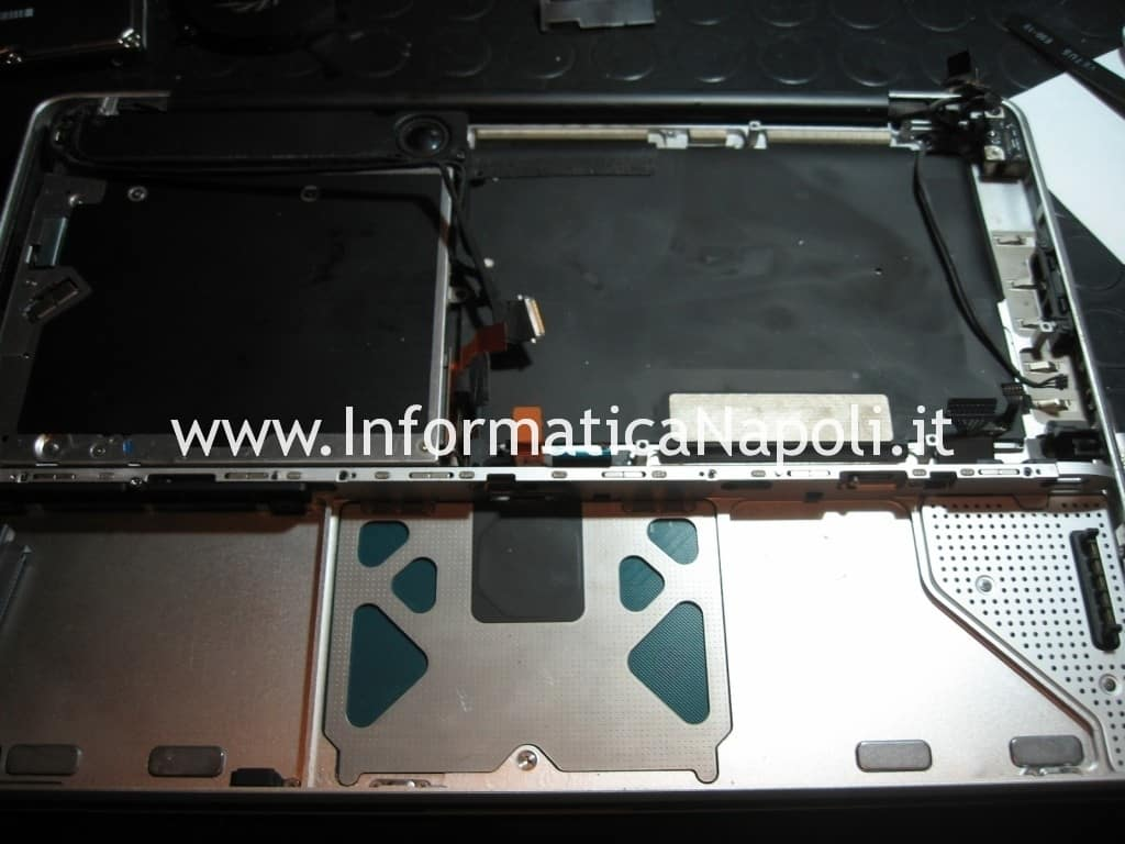 problema video MacBook Unibody A1278