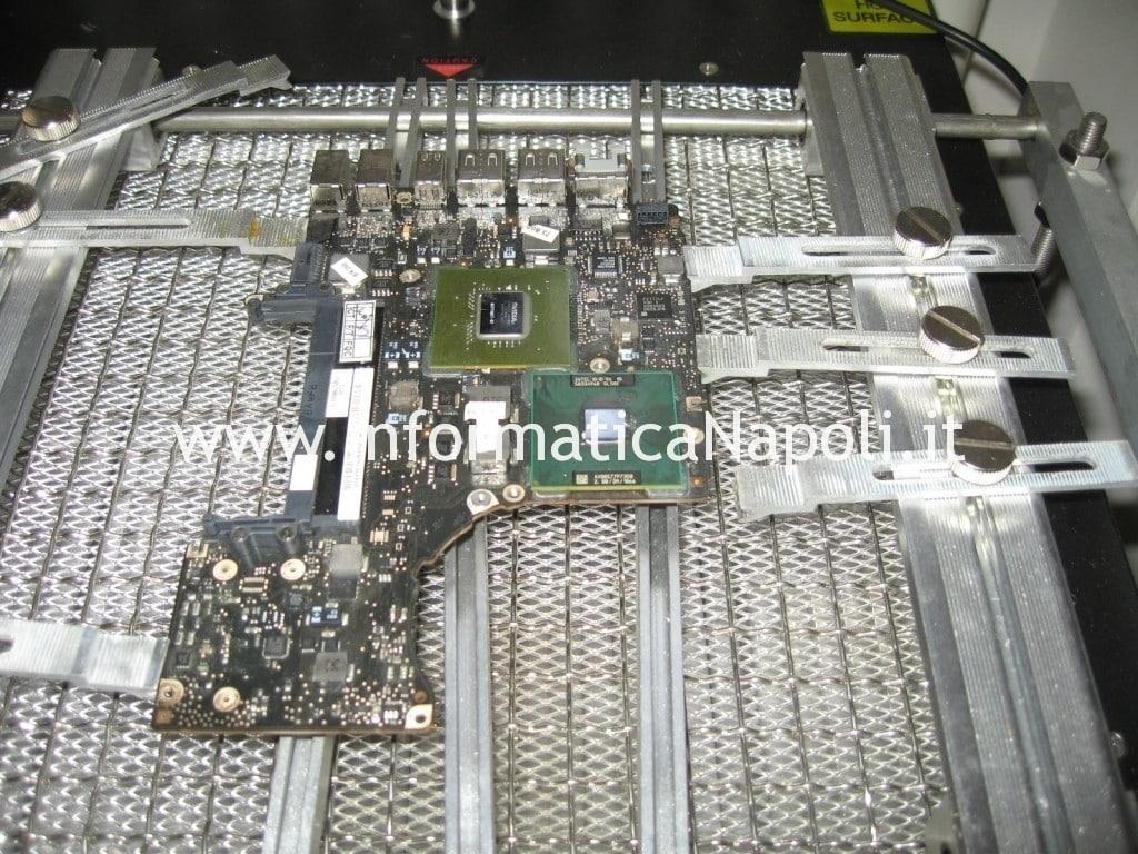 MacBook Unibody A1278 schermo nero