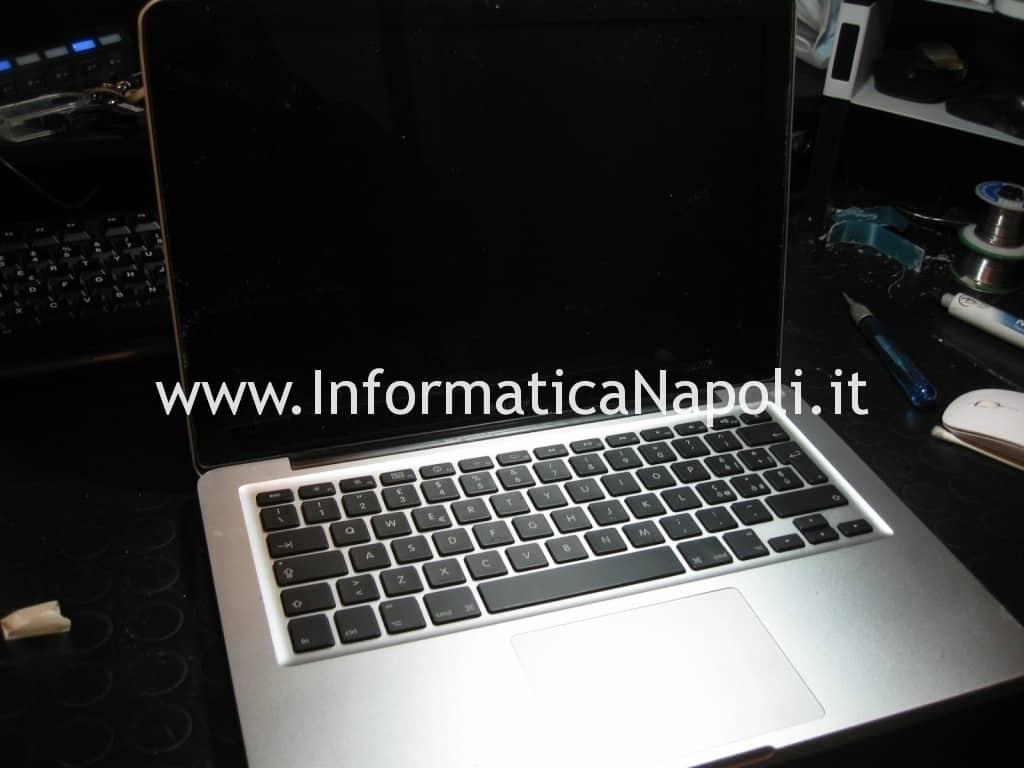MacBook Unibody Modello A1278 non si accende