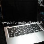MacBook Unibody Modello A127 non si accende