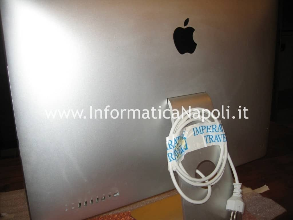 Apple imac 21.5 a1311 2010 non si accende