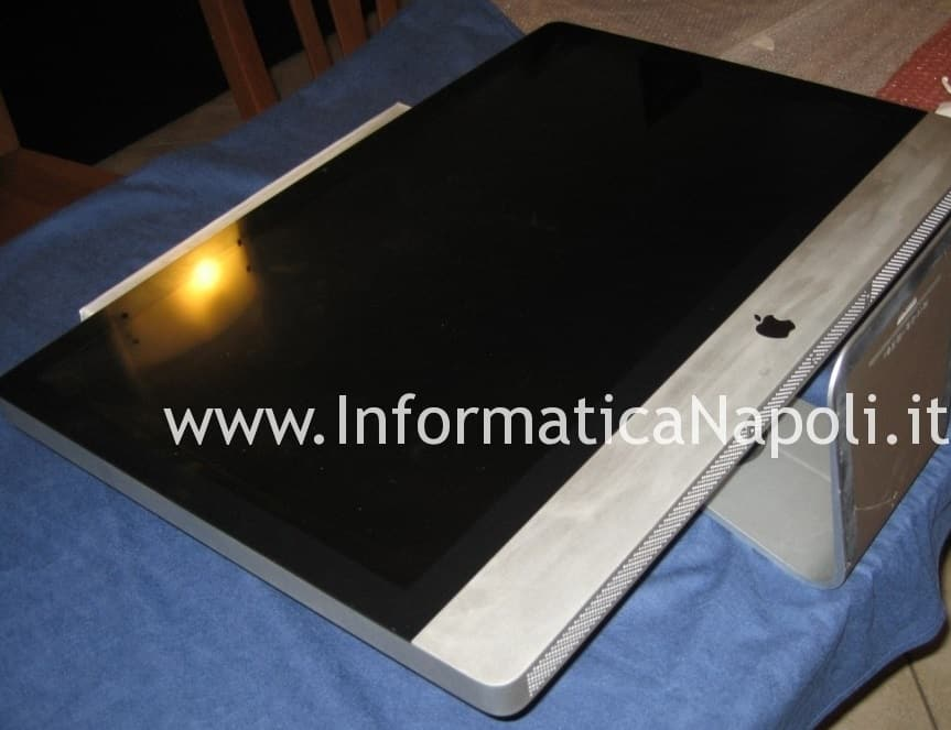 problema avvio Apple iMac 27 A1312 2010
