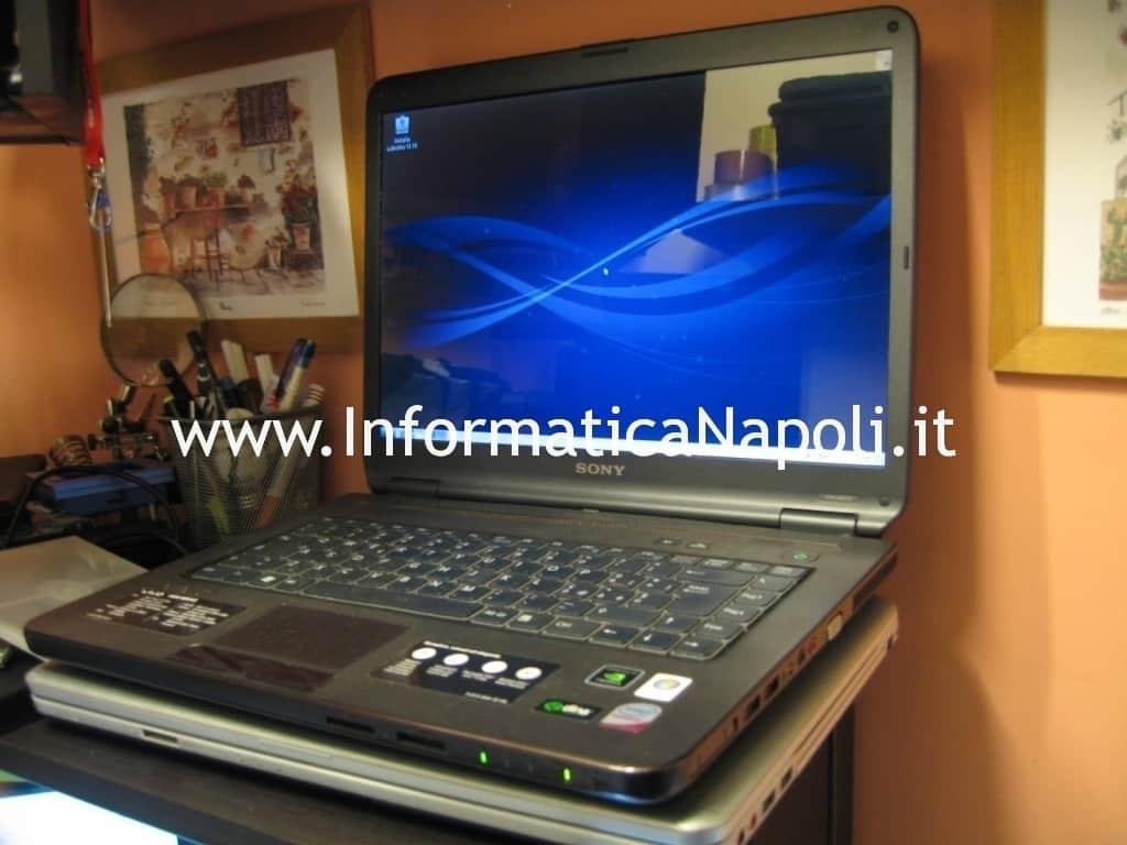 Sony vaio VGN-NR31Z PCG-7121M funzionante