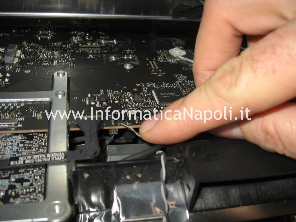 logic board Apple iMac 27 A1312 2010 Unibody