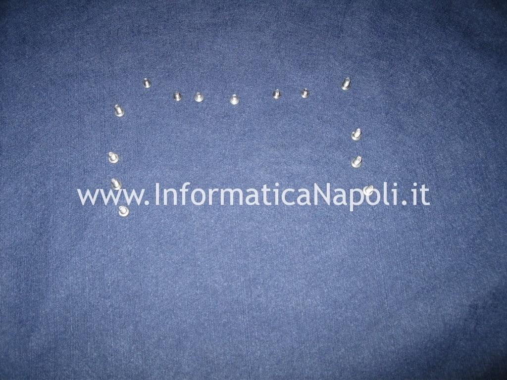 viti calamite schermo iMac 27 A1312 2010 Unibody