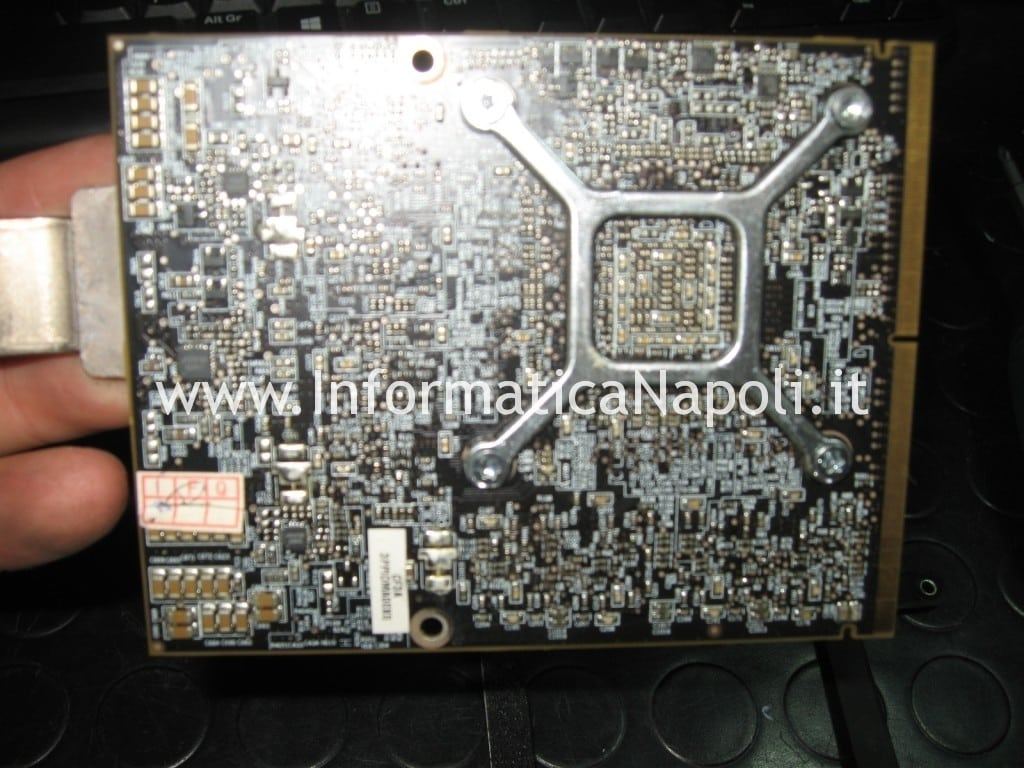 riparare ati radeon Apple iMac 27 A1312 2010 Unibody