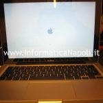 scheda video macbook unibody riparata