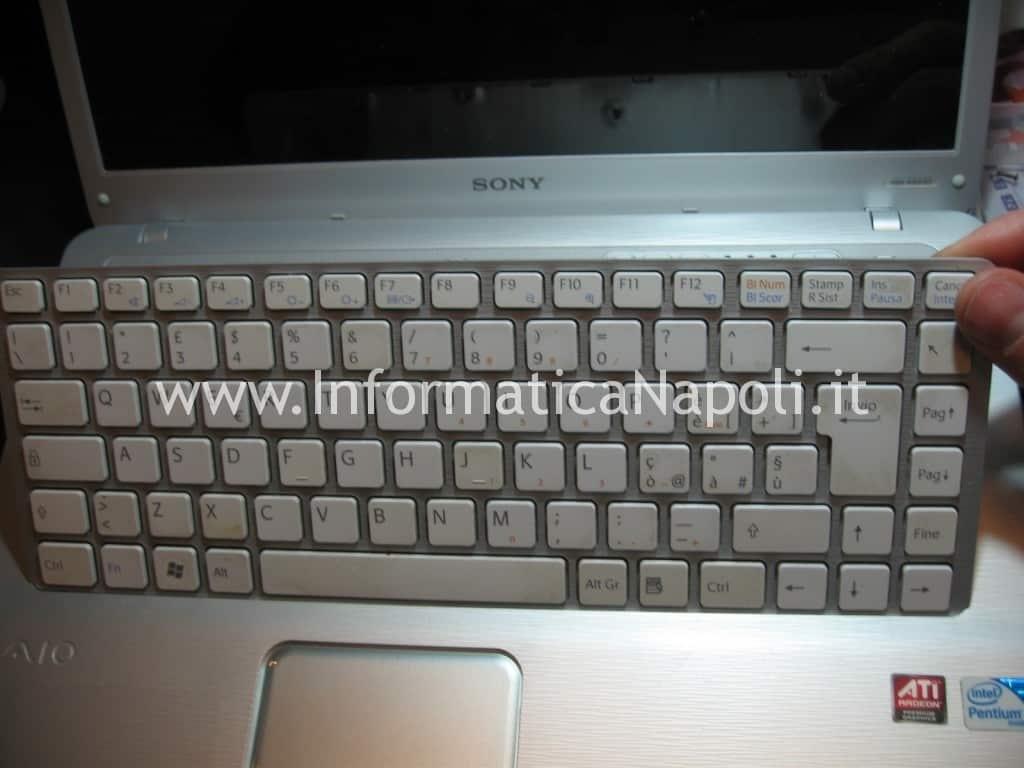 tastiera Sony Vaio VGN-NW11S PCG-7171M