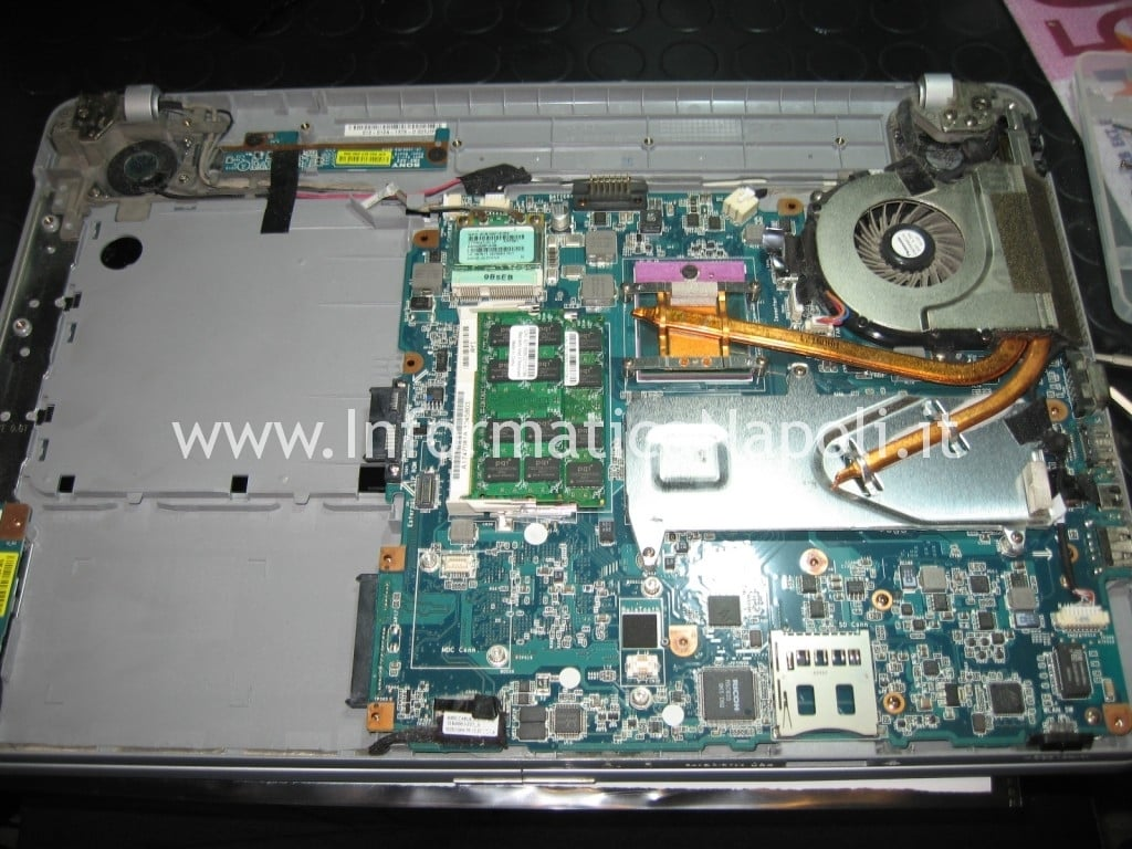 scheda madre motherboard Sony Vaio VGN-NW31EF PCG-7192M