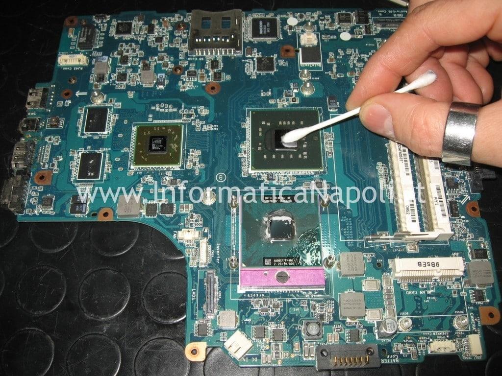 GPU ATI Sony Vaio VGN-NW11S PCG-7171M