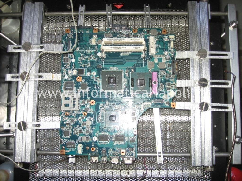 rework gpu video Sony Vaio VGN-NW31EF PCG-7192M