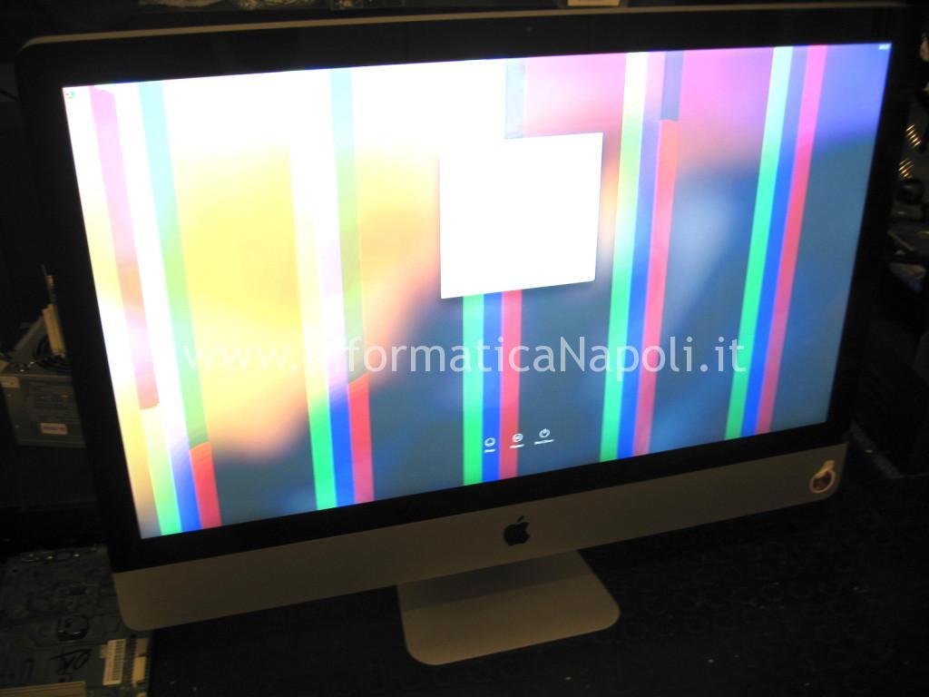 problema scheda grafica iMac 27