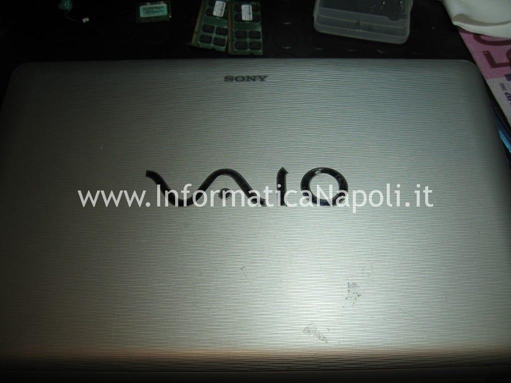Sony Vaio VGN-NW11S PCG-7171M non si accende