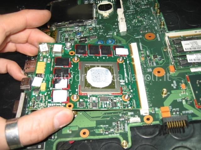 problema nvidia HDX9200 HDX9490EL