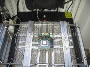 reballing nvidia HDX9200 HDX9490EL