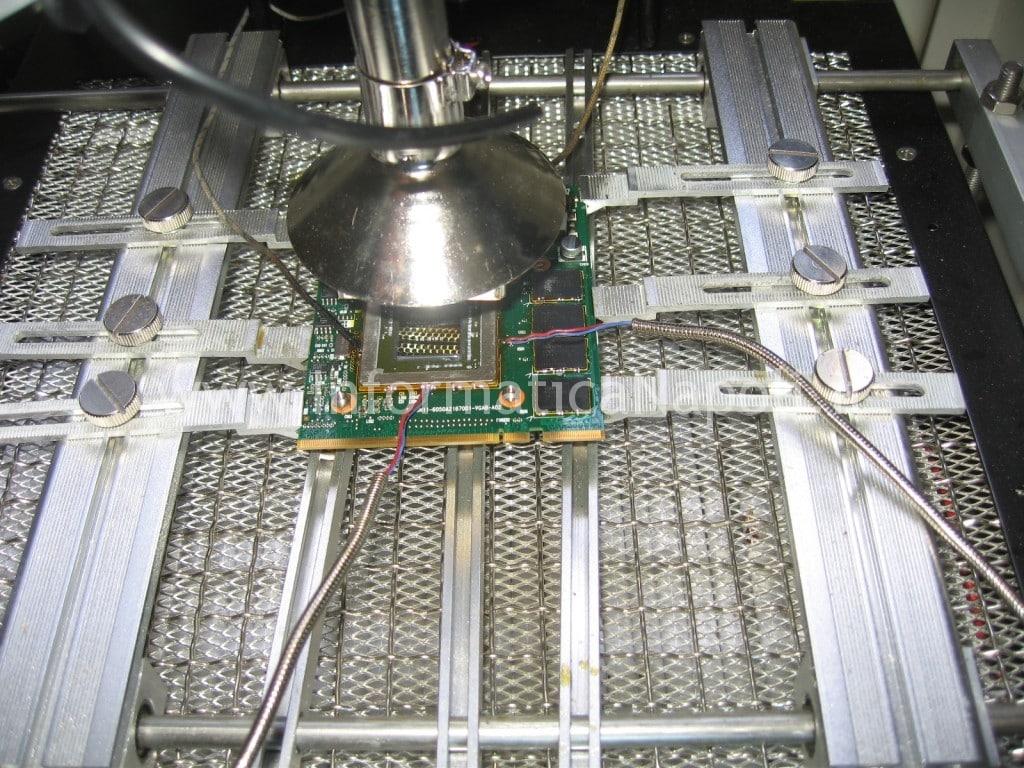 problema nvidia HP HDX9200 HDX9490EL