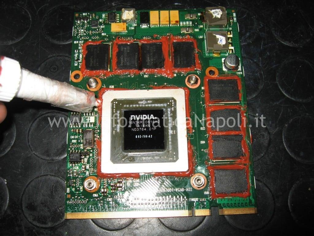 nvidia HP HDX9200 HDX9490EL funzionante
