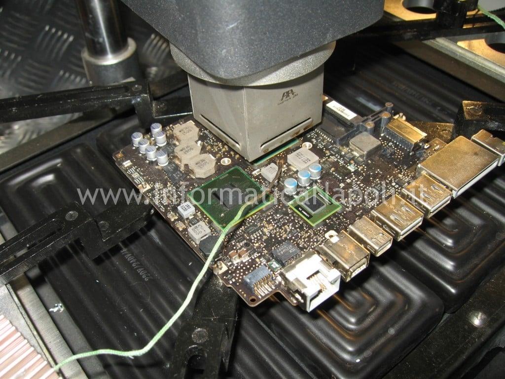 reballing apple macbook a1278