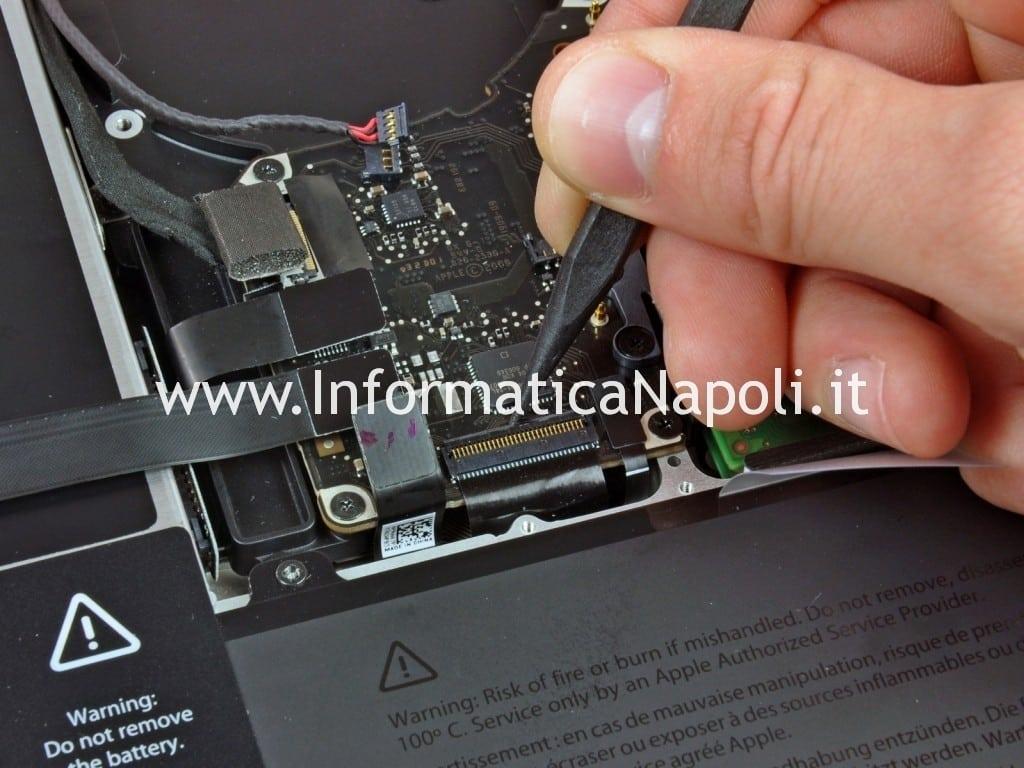tastiera apple macbook pro unibody 2009