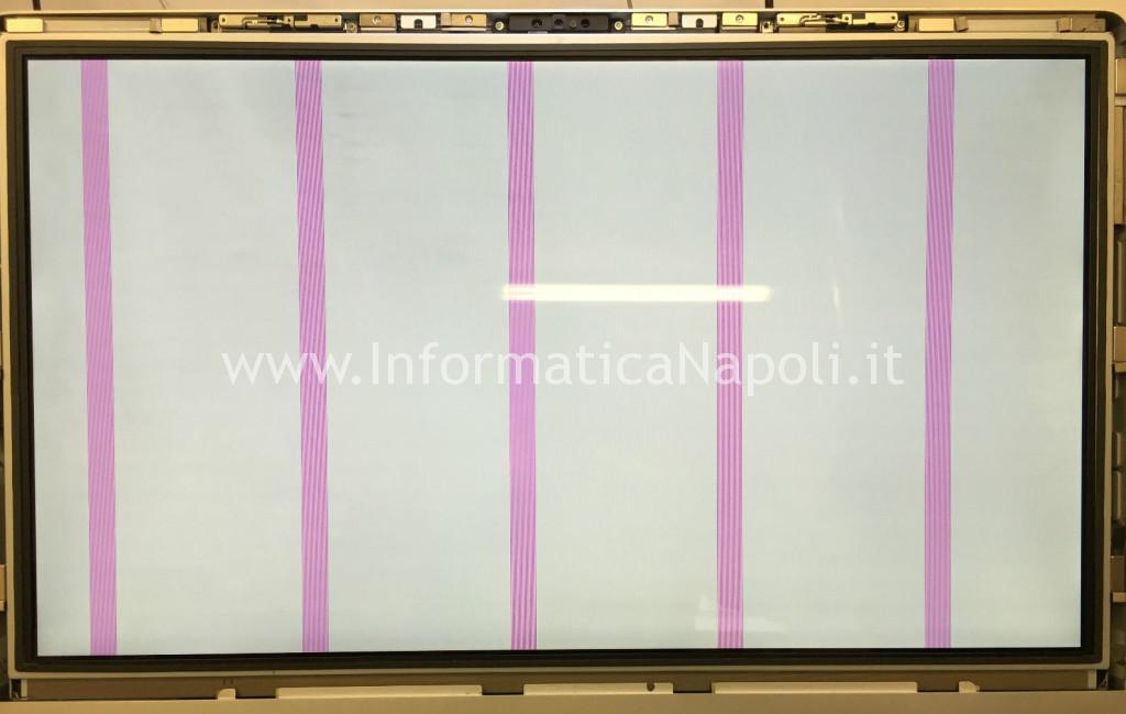problema iMac righe verticali rebelling chip video ATI
