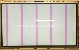 problema iMac righe verticali rebelling chip video ATI