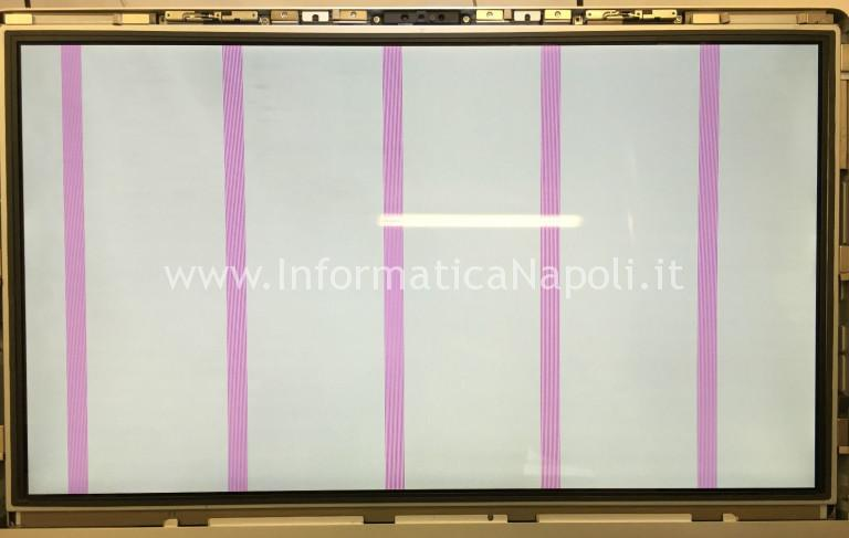 Problema video Apple iMac 27 A1312
