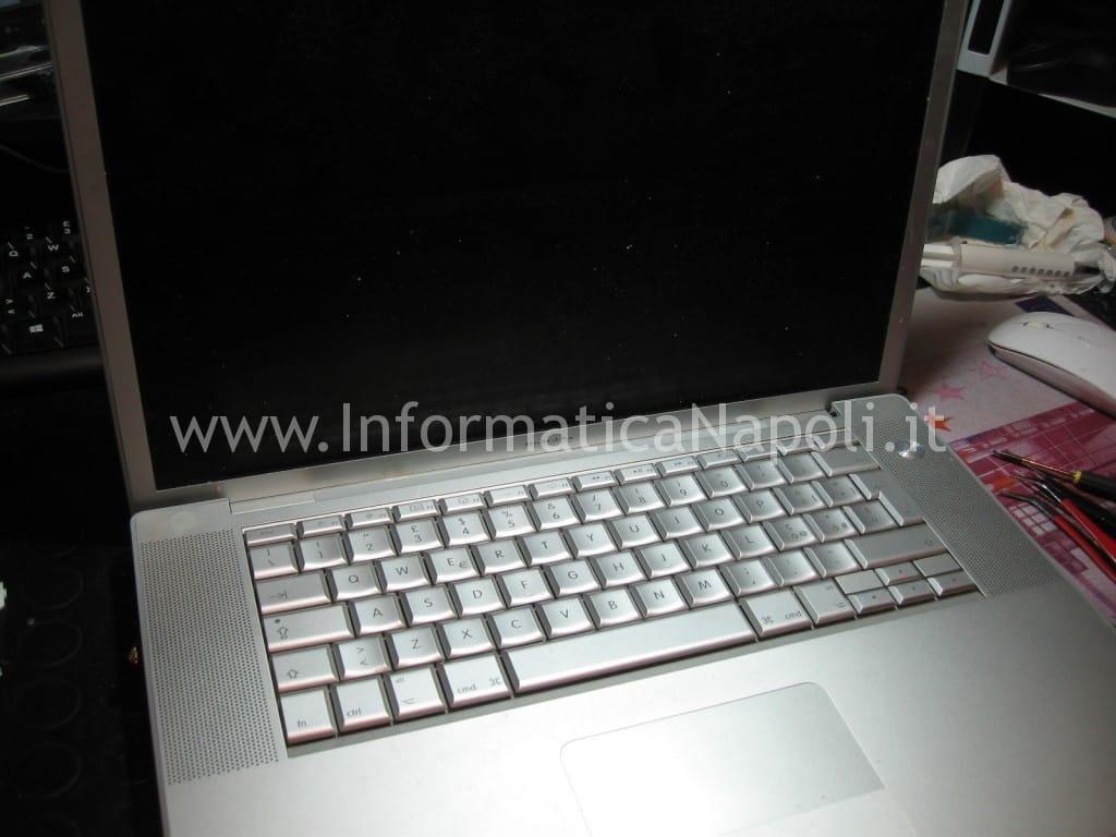 problema macbook pro A1260